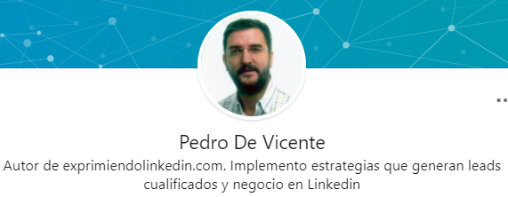 perfil Linkedin Titular Profesional