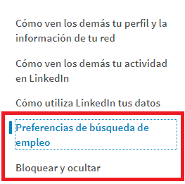 Cómo configurar tu perfil Linkedin