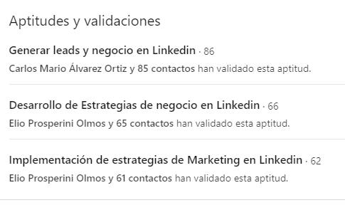 Cómo lograr un buen Posicionamiento seo en Linkedin 2