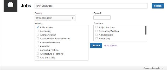 Cómo buscar empleo en Linkedin en otros países y ciudades 4