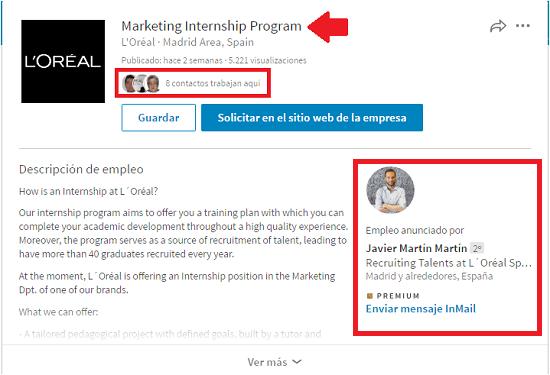 Qué es Linkedin cómo funciona Linkedin portal empleo