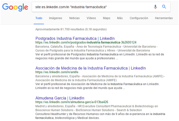 Búsquedas Linkedin_Google