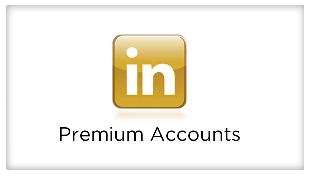 Cuentas Premium Linkedin
