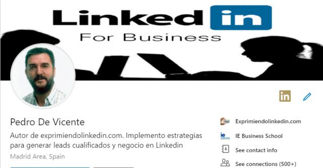 Mejoras en el perfil Linkedin 2