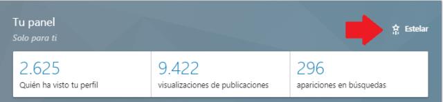 Crear página empresa Linkedin nivel del perfil