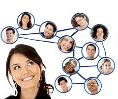 Linkedin gestión contactos