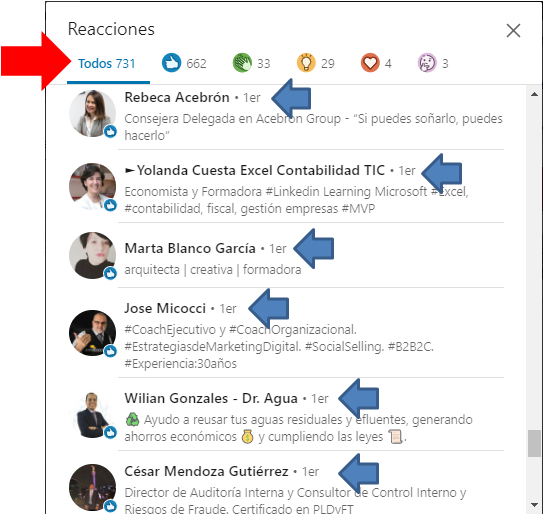 Conseguir clientes a través de Linkedin