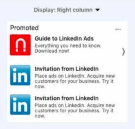 Cuánto cuesta realizar campaña Linkedin