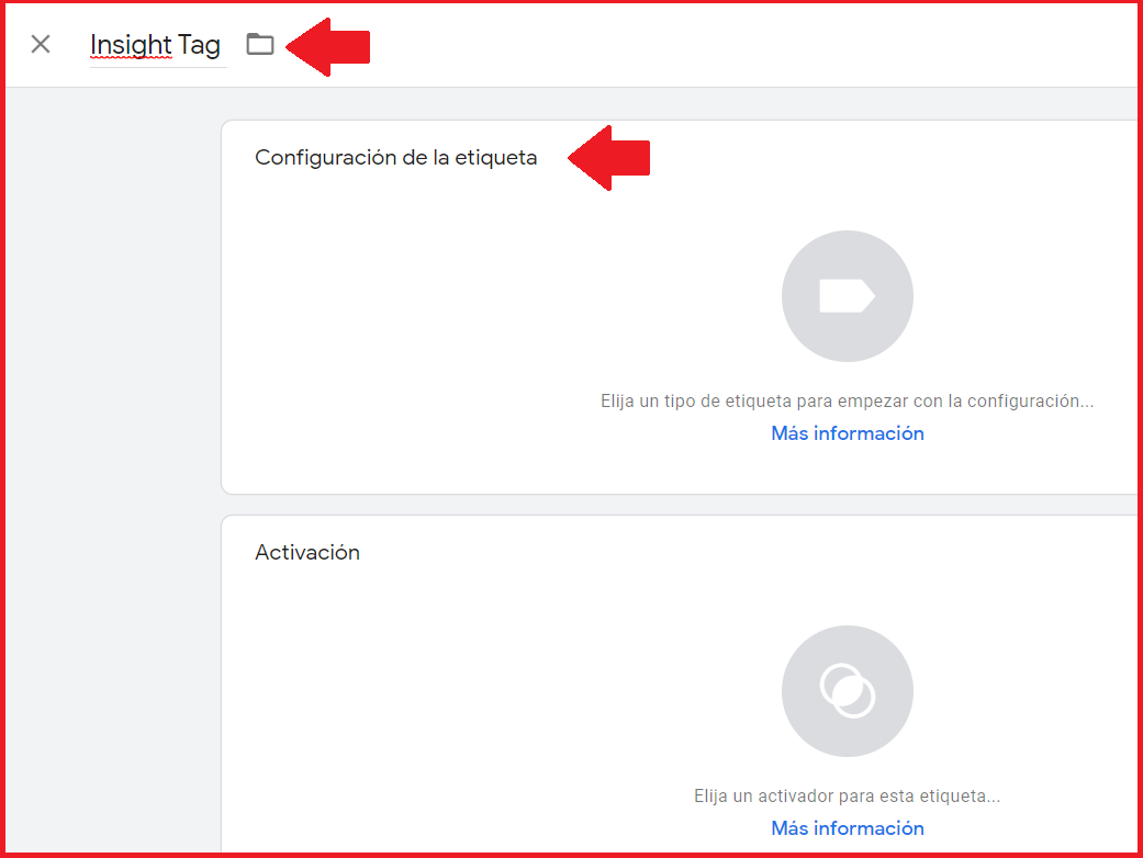 Linkedin Insight Tag con tag manager