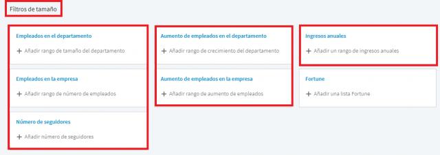 Linkedin sales navigator - buscador empresas 3