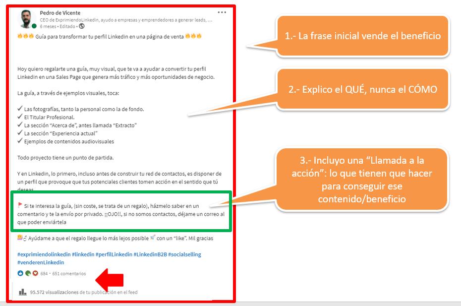 boost en Linkedin cómo aumentar el alcance de tus publicaciones 11